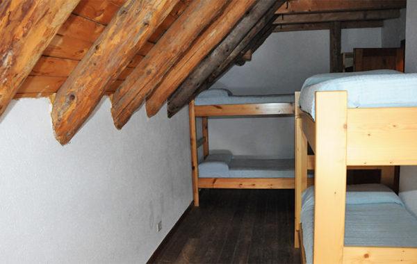 Camera da 4 posti letto